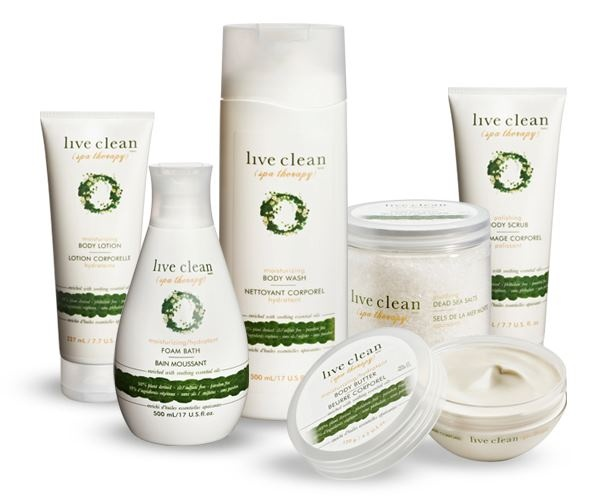 Live Clean Spa Therapy