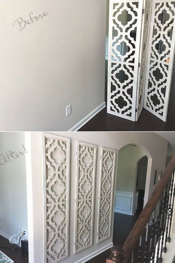 Do You Have A Big Blank Wall You Don T Know How To Decorate Check Out 12 Affordable Large Wall Decor Ideas That Large Wall Decor Big Blank Wall Wall Decor