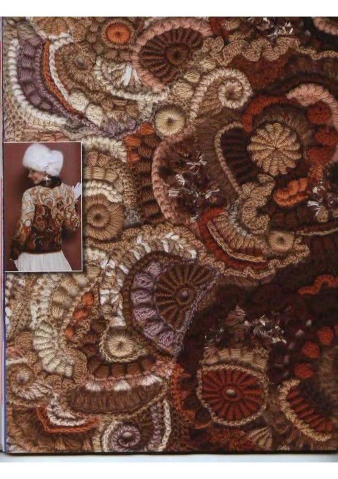 172 best Freeform Crochet images on Pinterest   Irisch häkeln ...