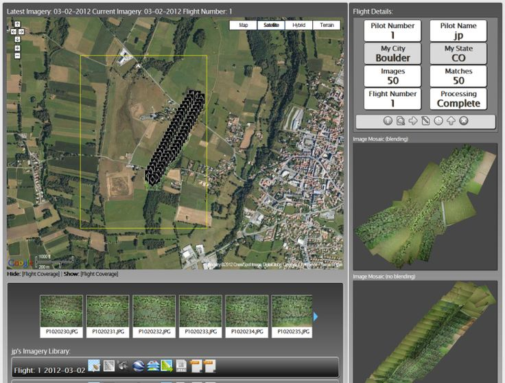 DroneMapper.com Update! MAVinci UAV Aerial Imagery Processed, Beta Update - DIY Drones