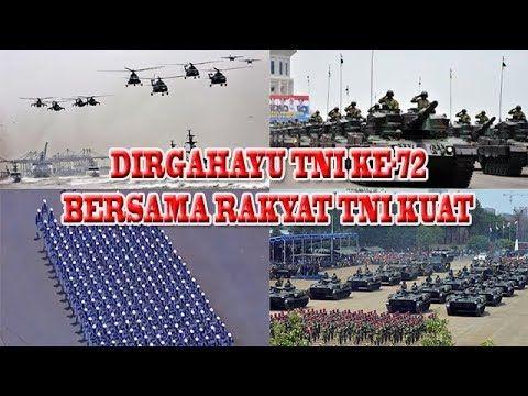BIKIN BANGGA! Parade Drumband dan Defile Alutsista TNI di Puncak Perayaa...