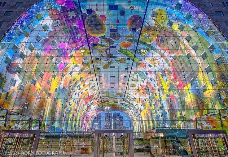Markthal Rotterdam by MVRDV