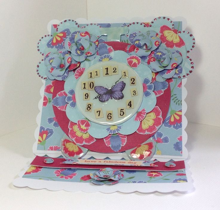Card designed using the Bohemian Dreams Collection by Phillipa Lewis