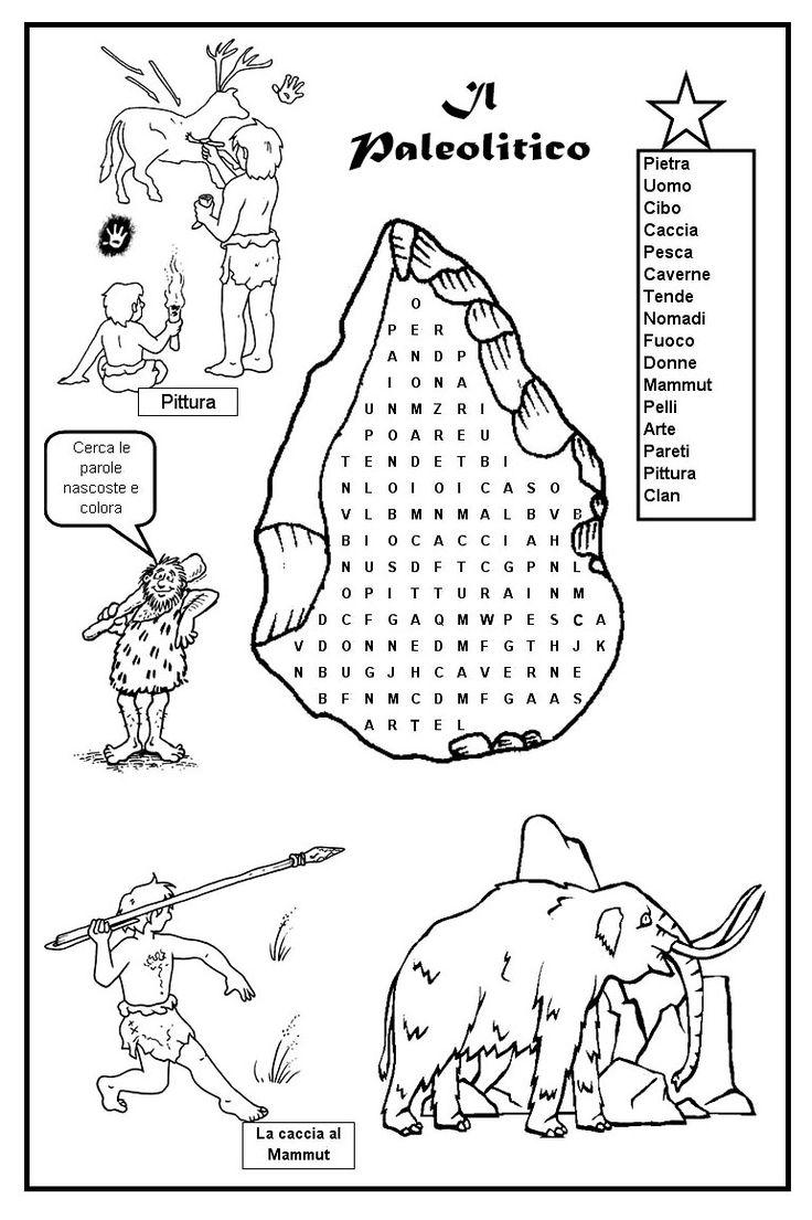 Puzzle paleolitico
