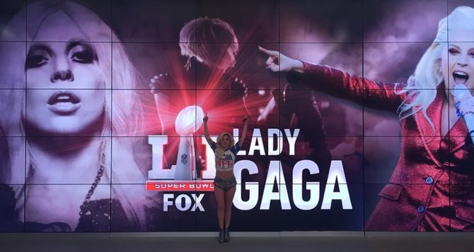 2017 Super Bowl halftime show: The latest update on Lady Gaga's performance