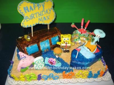 Www Coolest Birthday Cakes Com