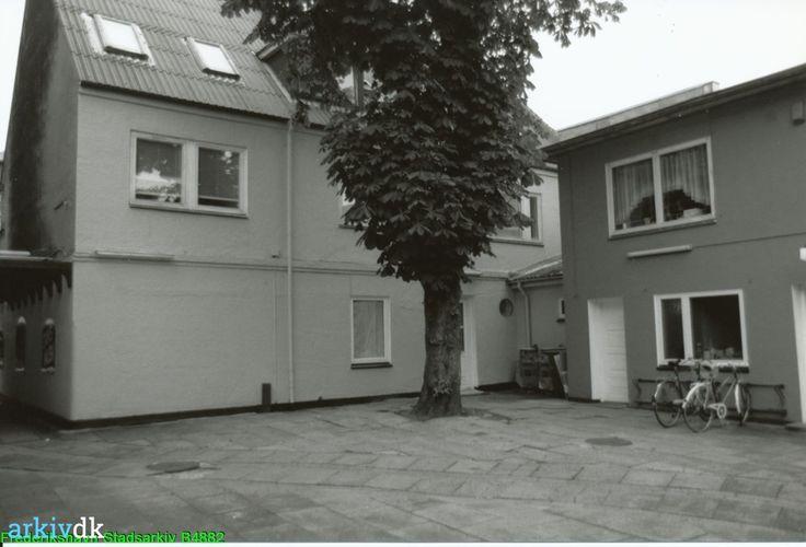 arkiv.dk | Danmarksgade 45, Frederikshavn - gården 1993