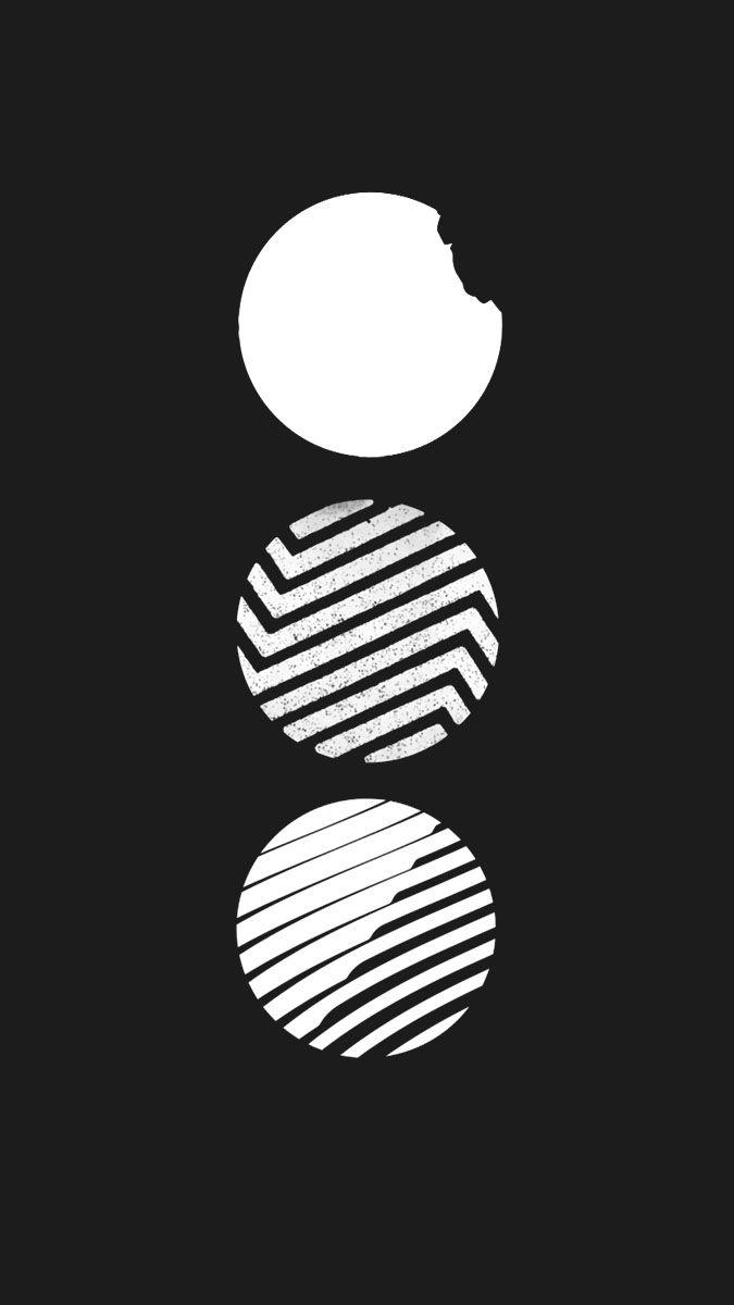 [Phone Wallpaper] Yoonmin Circles ❤ 방탄소년단 (BTS) WINGS Short Film #4 FIRST LOVE #BTS #방탄소년단