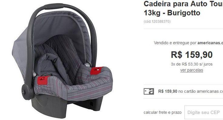 Bebê Conforto Burigotto Touring Evol New Silver Rosa - 0 a 13kg << R$ 14391 >>