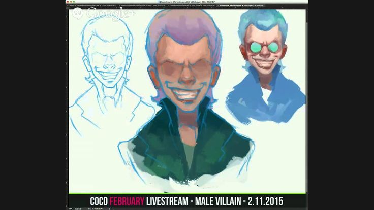 Livestream - Special Guest McLean Kendree - 2.11.2015