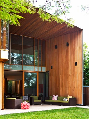 Another home by Richard Kirk Architect