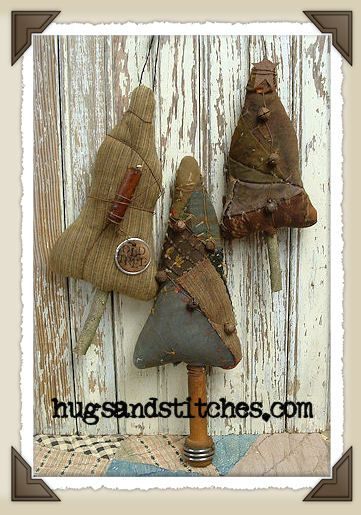 1000 Ideas About Primitive Country Christmas On Pinterest