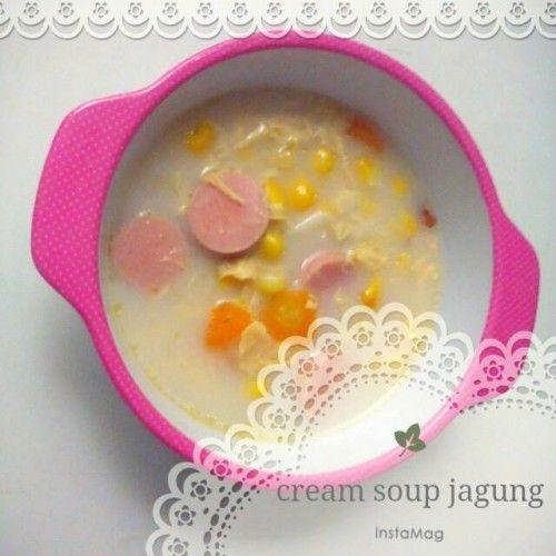 creamsoupjagung