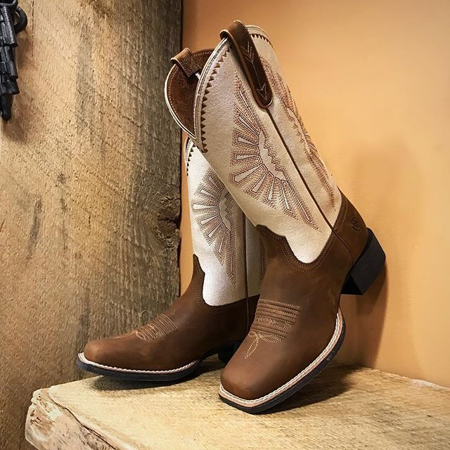 Boots, Cowboy boot outfits, Ariat boots