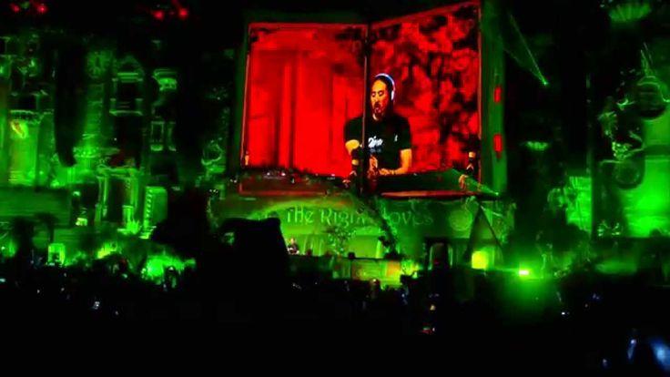 Tomorrowland Brasil 2015   Steve Aoki