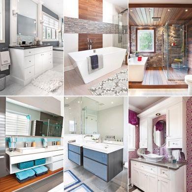 1000 id es sur le th me salle de bain tendance sur for Decoration interieure contemporaine tendance conseils