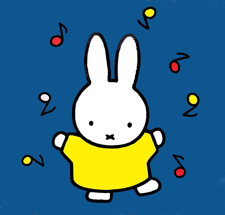 Dick Bruna - Miffy