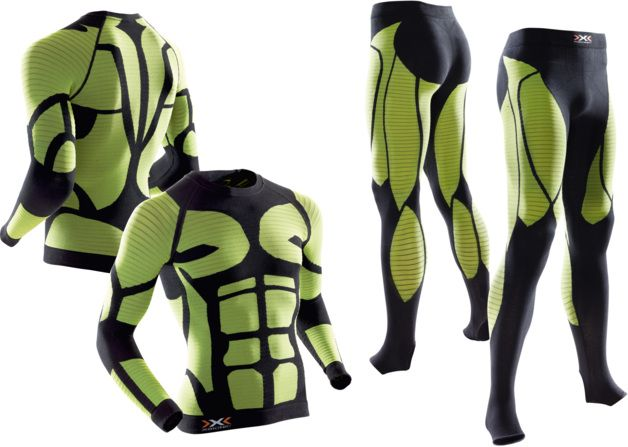 X-BIONIC® PRECUPERATION™ / Recovery  Sleeping Gear
