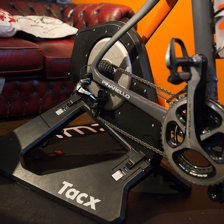 We love our @tacxperience fleet of NEO trainers!  by gozwift
