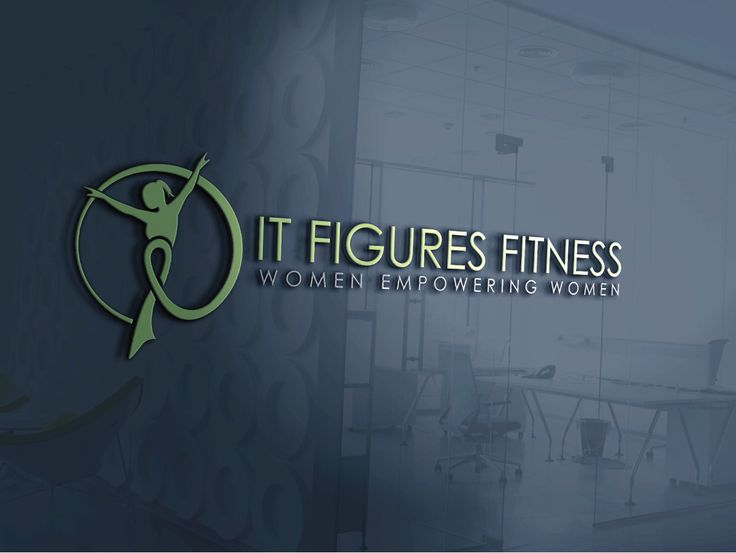 Logo for my women's only fitness  studio Bold, Masculine Logo Design by logoguider