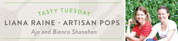 Tasty Tuesday · Cucumber, Apple, Mint