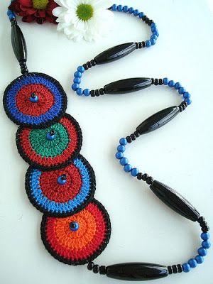 Innovart en crochet: Accessories for you ...