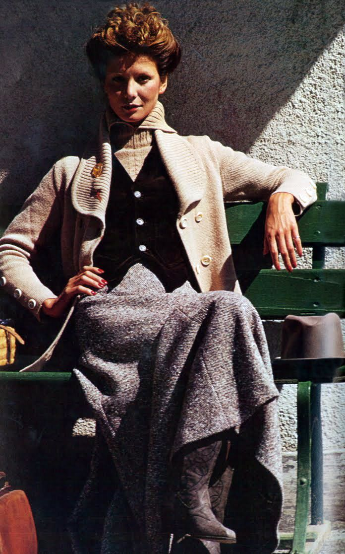 217 Best Images About 70 39 S Models On Pinterest Vintage Fashion 1970s And Helmut Newton