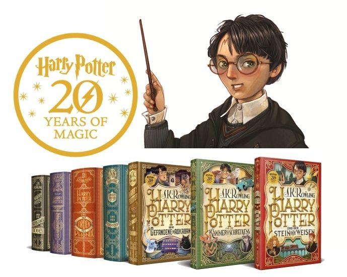 Harry Potter Und Die Magie Des Lesens Kinderbuchlesen De Kinderbucher Mitmach Aktionen Bucher