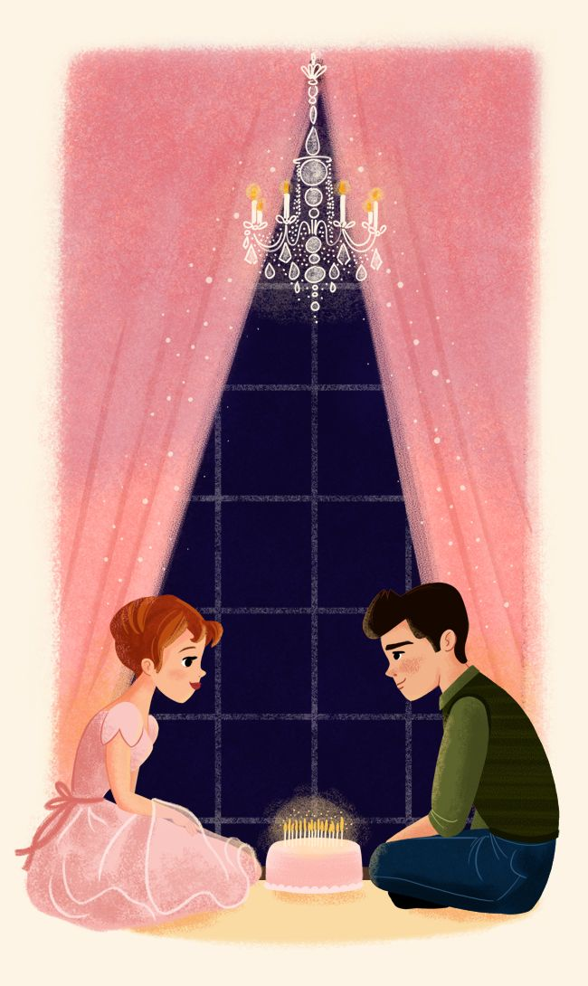 Samantha Baker (Molly Ringwald) and Jake Ryan (Michael Schoeffling) - John Hughes' Sixteen Candles