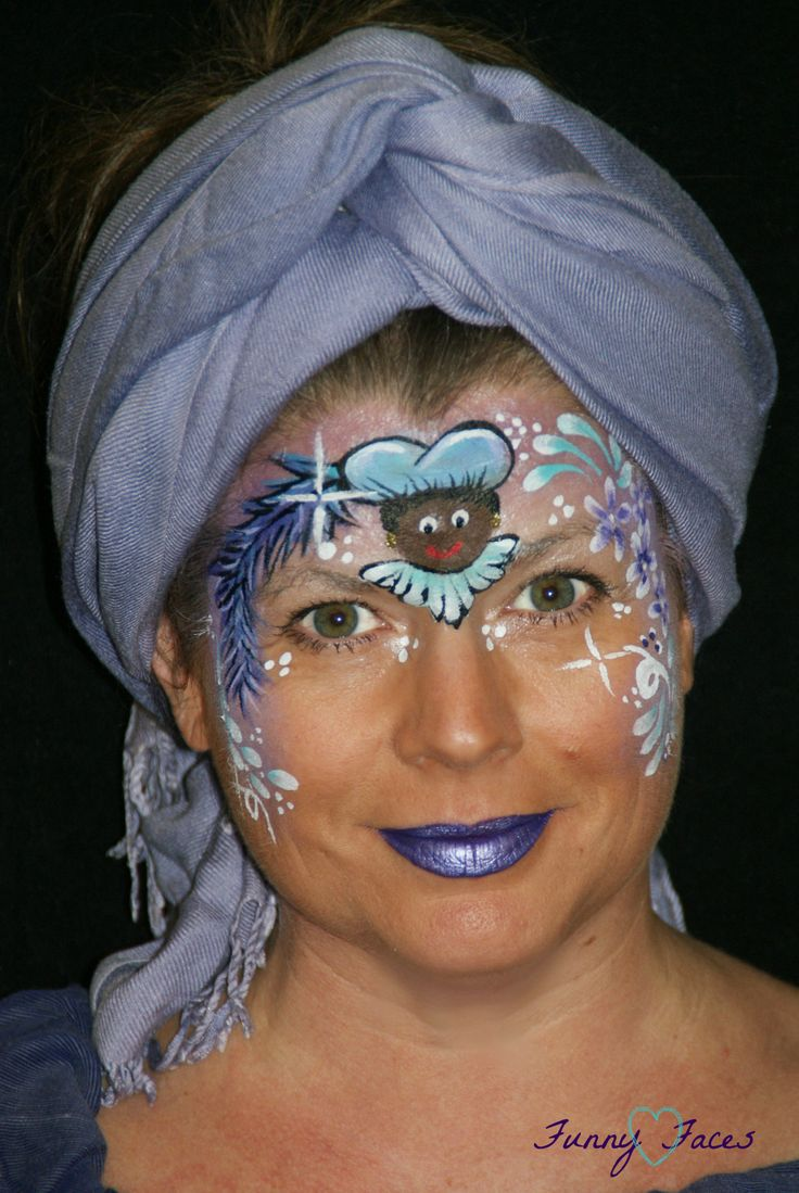 Zwarte Piet - By Funny Faces - Andrea Verlaek
