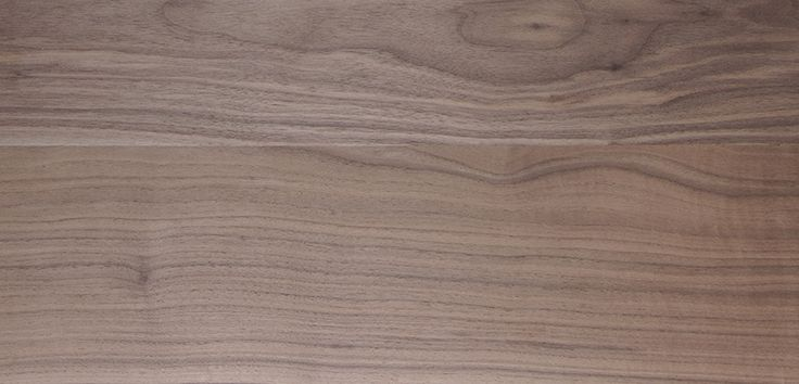 American walnut - Haute Material (More info: www.hautematerial.com/products/noce-canaletto)