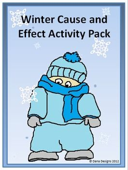 CAUSE AND EFFECT - 5 activities to get your class moving around while practicing cause and effect skills.