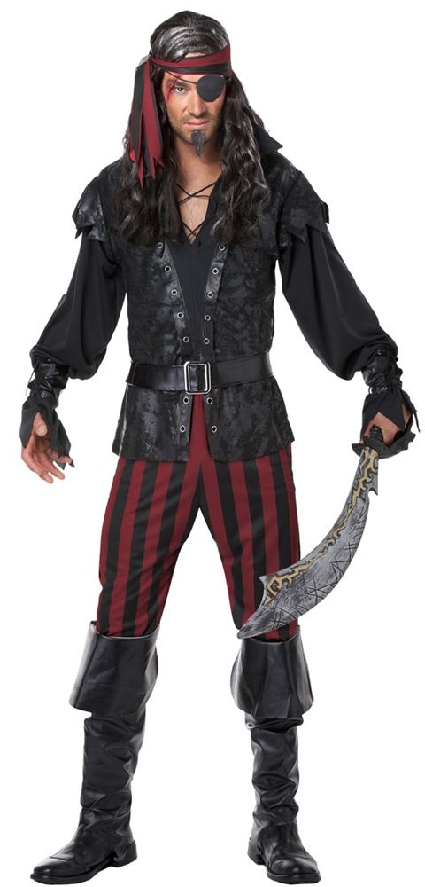 Kinder Kostüm Schatzinsel Pirat Seeräuber Karneval WIL