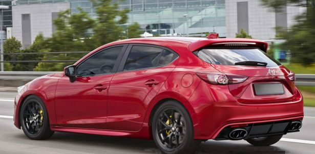 2016 Mazda 3 is the featured model. The 2016 Mazda 3 MPS image is added in car pictures category by the author on Sep 8, 2015.