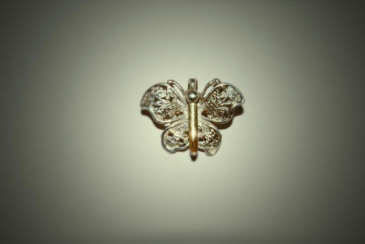 Colgante de plata/oro