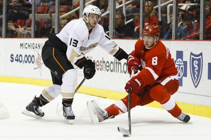 Ducks vs. Red Wings schedule: Playoff hockey returns to Anaheim Tuesday - SBNation.com