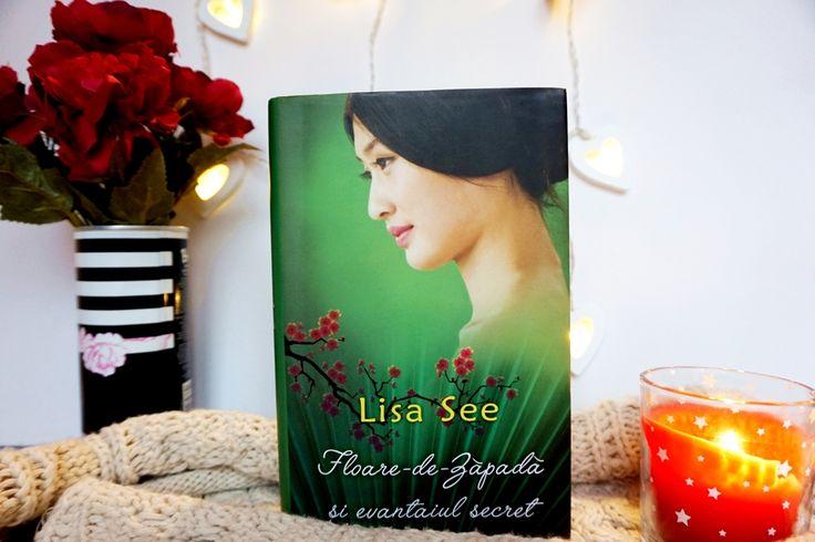 Recenzie carte: Lisa See – Floare-de-Zăpadă și evantaiul secret