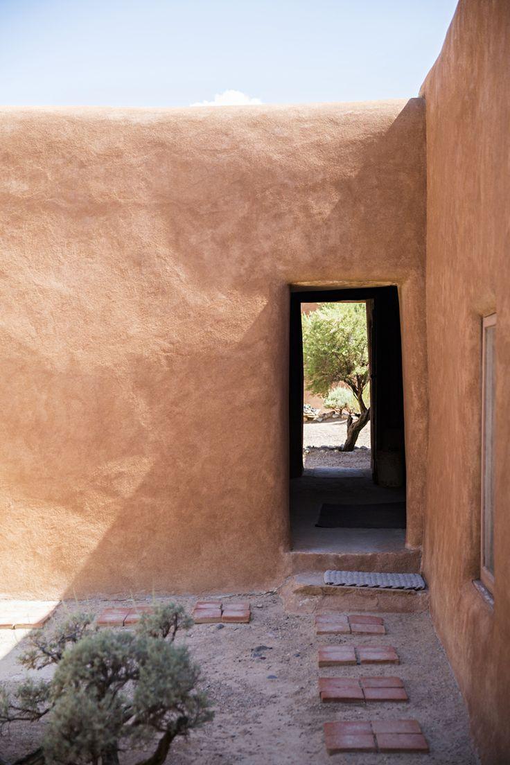 Georgia O'Keeffe's house