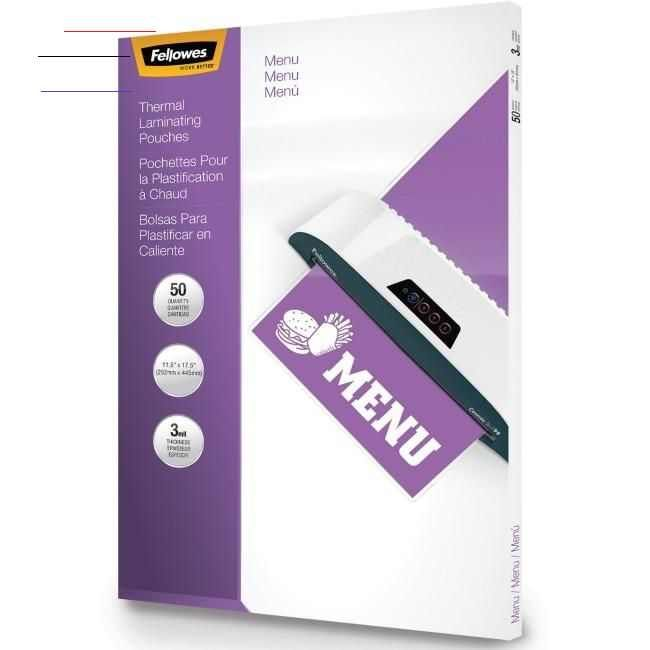 Fellowes Inc Fellowes Laminating Pouches Preserve Protect And Enhance Important Documents Importantdocuments In 2020 Fellowes Organizing Paperwork Pouch