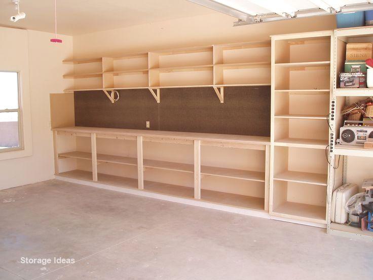 16 Diy Garage Storage Ideas For Neat Garages Diy Garage Storage