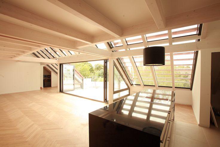 Architekten-Dachgeschoss! + zusätzl. Galeriefläche + SW-Terrasse