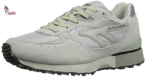 Hi-Tec Silver Shadow 2 Chaussure De Course à Pied - Gris - Silver/Grey, 42 - Chaussures hi tec (*Partner-Link)