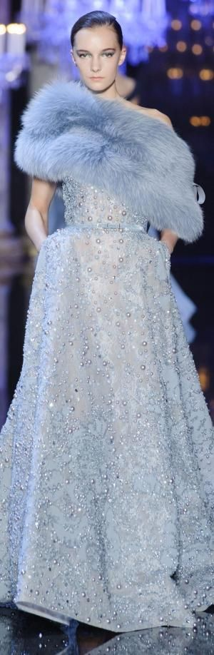 Elie Saab Haute Couture Fall 2014 by odessa