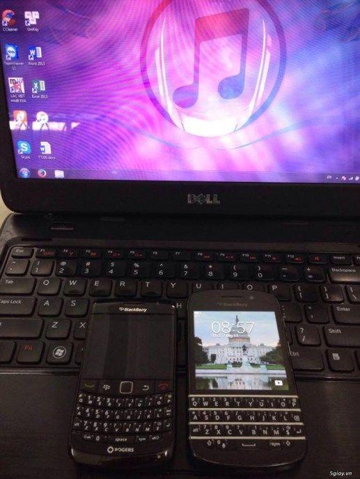 Bán xác BlackBerry Q10