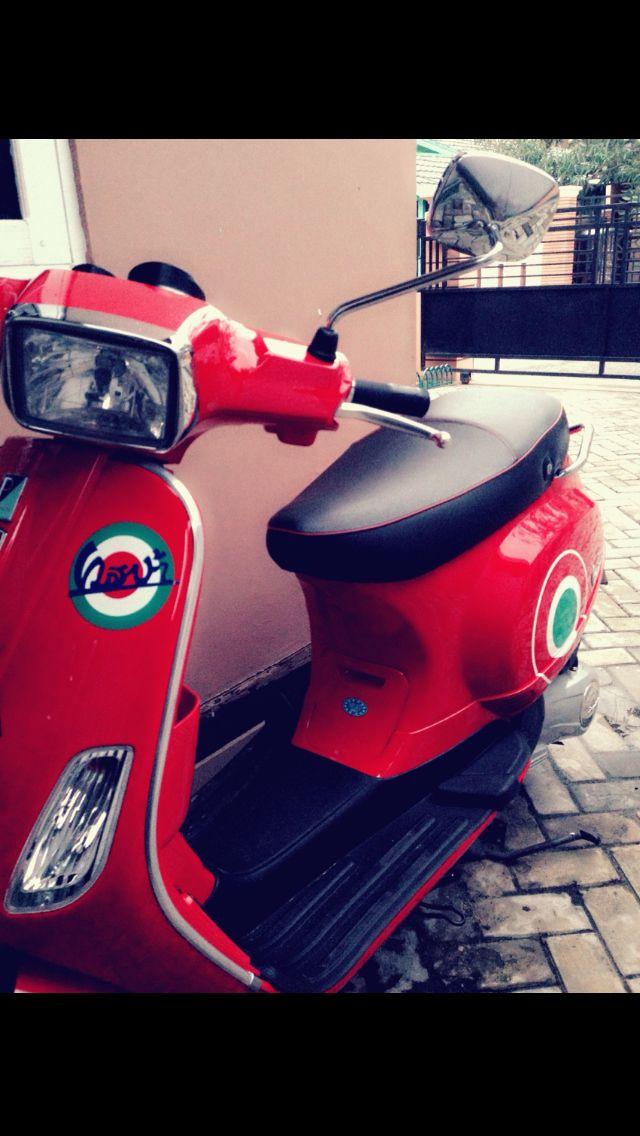 Vespa S 150 3v Red
