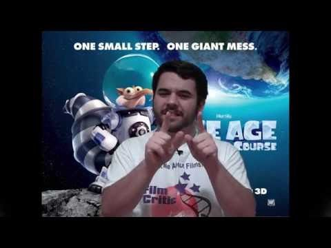 Film Review: Ice Age - Collision Course by KIDS FIRST! Film Critic Brandon C. #KIDSFIRST! #IceAgeCollisionCourse