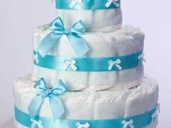 tort z pampersów