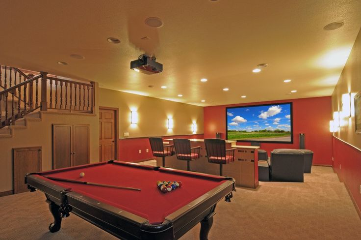 Home Theater Rooms On A Budget