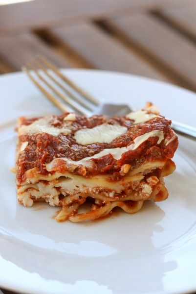 My Favorite Lasagna #Recipe #Food #Dinner