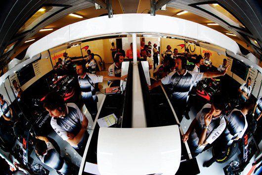 ホンダ F1 「良い週末のスタートが切れた」 / F1ハンガリーGP 初日  [F1 / Formula 1]